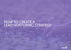 How to Create a Lead Nurturing Strategy snip